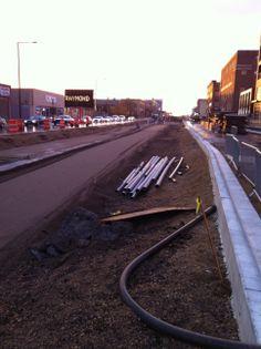 University Avenue.  10.10.2011