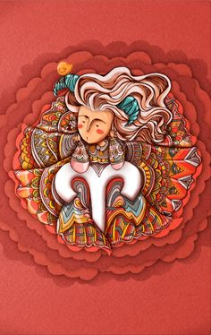 https://www.behance.net/gallery/24514887/12-Zodiac-Illustration-for-Book-Cover