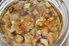 Vitalizáló csemege: együnk mézes diót!   Életszépítők