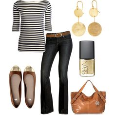 Gold Standard, created by blue-star-marie.polyvore.com