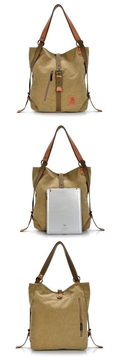 Women men canvas handbags multifunction backpack casual shoulder bags students school bags handbags 101 #damp;g #handbags #sale #frederic #t #handbags #handbags #ebay #zamp;l #handbags