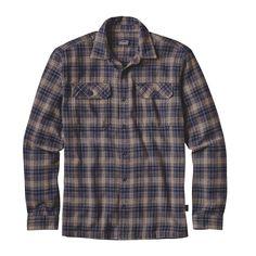 3c5b251cdc5 Patagonia Men s Long-Sleeved Fjord Flannel Shirt