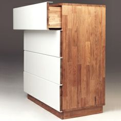 Mash Studios LAX HB Dresser Modern Dressers