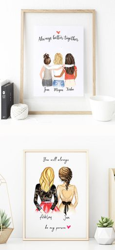 5 Awesome Personalized Gifts for Your Best Friends diy gifts gifts for boyfriend gifts for christmas gifts for friends gifts for him gifts for home gifts for kids gifts for men gifts for mom Diy Best Friend Gifts, Personalised Gifts For Friends, Best Friend Christmas Gifts, Bestie Gifts, Personalized Birthday Gifts, Bestfriend Gifts For Christmas, Diy Bff Gifts, Best Friend Presents, Friendiversary Gifts