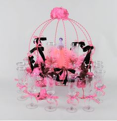 Quinceanera toasting sets and quinceanera toasting glasses. Quinceanera toasting sets available in custom colors! Quinceanera Planning, Quinceanera Decorations, Quinceanera Party, Quinceanera Dresses, Cake Table Decorations, Baptism Decorations, Birthday Party Celebration, Birthday Parties, Eiffel Tower Lights