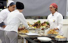 SOCIAIS CULTURAIS E ETC.  BOANERGES GONÇALVES: Concurso cultural de Gastronomia em Indaiatuba def... Cultural, Chef Jackets