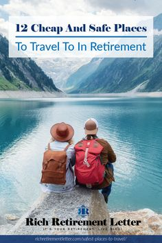 12 Cheap And Safe Places To Travel To In Retirement | What are the cheapest and safest places to travel to and enjoy one's retirement? Here are 12 you can consider for your retirement travels. #travel #retirement Getting Married Young, Marrying Young, Got Married, Young Marriage, Before Marriage, Marriage Advice, Safest Places To Travel, Retirement Advice, Young Love