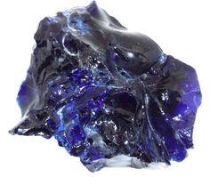 Blue Andara Crystal From California Specimen Number 49
