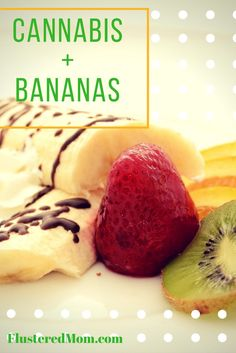 How do you eat your weed? These canna-bananas are my new favorite.  I'm love con... -