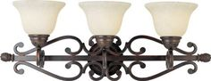 Buy the Maxim Oil Rubbed Bronze / Frosted Ivory Glass Direct. Shop for the Maxim Oil Rubbed Bronze / Frosted Ivory Glass Manor Wide Bath Light and save. Maxim Lighting, Cool Lighting, Lighting Design, Pendant Lighting, House Lighting, Outdoor Lighting, Bathroom Light Fixtures, Bathroom Vanity Lighting, Bath Light