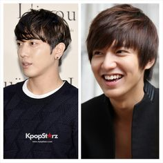 Lee Min Ho and CNBLUE Jung Yong Hwa both celebrated birthdays on June 22. http://www.kpopstarz.com/tags/cnblue