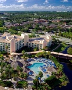 Buena Vista Palace Hotel & Spa - Lake Buena Vista, Florida #Jetsetter Family Vacation 2014