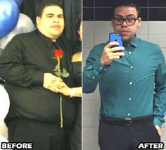"daniel-rojas-weight-loss-story-3  #1 tip: ""Have faith in God"""