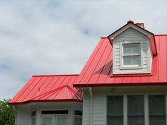 68 Best Red Metal Roofing From Commercial Use To Homes