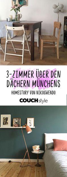 Minimalismus mit ♡ zum Detail Homestorys Pinterest Interiors