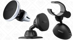 Stuff Everyone's Stocking With Your Choice of Smartphone Car Mount Just $4 Each