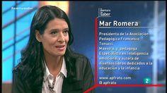 La Aventura del Saber. Mar Romera, Presidenta de la Asociación Pedagógica Francesco Tonucci