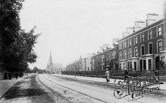 Photo of Belfast, Antrim Road 1897,
