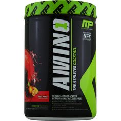 MusclePharm Amino 1 Fruit Punch 427.8 g 32 svg | Regular Price: $37.99, Sale Price: $26.99 | OvernightSupplements.com | #onSale #supplements #specials #MusclePharm #AminoAcids  | Specially formulated for all athletes quick absorbing Amino 1 brings stamina hydration muscle building and in workout recovery in 1 comprehensive formula Amino 1 gives you power and supplies free form amino acids instantized BCAAs and a complete electrolyte balance Quick Absorbing Amino 1 was designe
