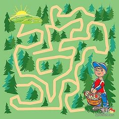 (2015-02) Dreng, let Mazes For Kids, Online Diary, Handwriting Practice, Activity Sheets, Kids Church, Motor Skills, Kids Learning, Preschool, Childhood