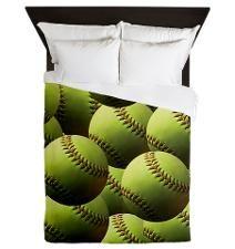 softball comforter