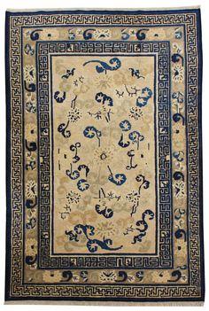 Cod. 905 Pechino Antico 168x115, tappeto cinese antique rug