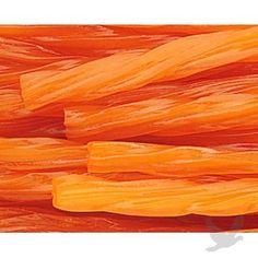 Peach Juicy Licorice Twist BULK (12 pounds)