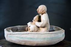 Carol Holtzman Fregoso, Securely Adrift   Love her work