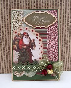Best of Betsy's - Kaisercraft's St Nicholas Collection