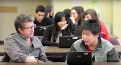 This article focuses on high school English language learners, but certainly gives insight to the importance of campus engagement for ESL college students. Language, which is critical to academic success, is a social learning process which benefits from engagement between ESL students and with native speakers.