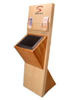 Information Kiosk, Visual System, Professional Audio, Digital Signage, Digital Signature