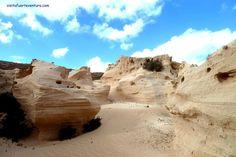"""En #Fuerteventura, tenemos sitios tan llenos de encanto como """"el barranco de los enamorados"""""""