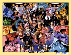 Read manga One Piece 693 online in high quality
