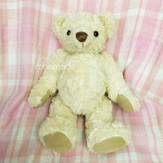 肉丁2016年4月2日出世的囡囡 #ChubeBear   #robemade #我的親生小熊 #diy #handmade #teddybear #bear #teddy #ベア #テディ #テディベア #熊熊 #小熊 #工作坊 #workshop #泰迪熊 #手造 #手作り by robe.made