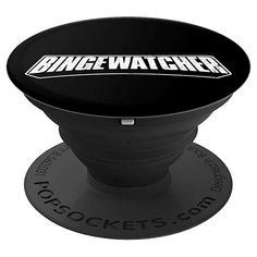 Funny Binge Watcher Television Fan Slogan Vintage Style PopSockets Grip and Stand for Phones and Tablets Vintage Style, Vintage Fashion, Perfect Movie, Gift Card Balance, Pop Socket, Birthday Gifts For Boys, Facetime, Cute Designs, Funny Gifts