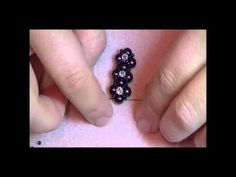 (29) Easy Montee Earrings - YouTube