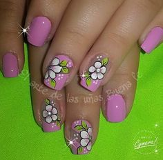 Fancy Nails, Cute Nails, Pretty Nails, My Nails, Creative Nail Designs, Creative Nails, Nail Art Designs, Flower Nails, Nail Arts