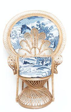 Emmanuelle chair by Patricia Fernandez Castro / INDIETRO decoraciòn
