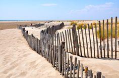 The beautifull l'Espiguette beach near le Grau du Roi Pont Du Gard, Montpellier, Paris France, Provence, Road Trip, Destinations, Beach, Travel, Beautiful
