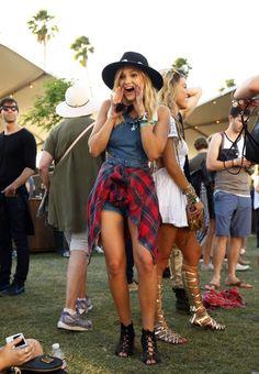 Olivia Holt - Coachella 2016