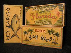 Key West  Key Largo  Islamorada Florida fishing lure by 4YourLake, $18.00