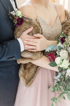 Elegant and Timeless Elopement Inspiration   The Perfect Palette