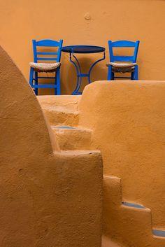 Table for 2, Santorini, Greece