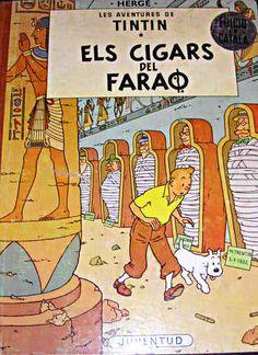 TINTIN+-+ELS+CIGARS+DEL+FARAO,+EDICIO+EN+CATALA,+2+EDC+1965+,+EDT.+JUVENTUD.jpg (343×472)