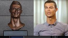"""Não, as zoações com Cristiano Ronaldo não podem parar. A página """"FootbOlé"""" fez um vídeo hilário reunindo trechos de entrevistas de CR7 e """"adaptando""""..."""