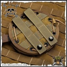 Pancake of death Molle attachment