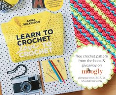 Love this! Get the Snood pattern from the book free on Mooglyblog,com - and enter to win the whole book! Giveaway ends 3/14/16 at 12:15am CST, US only.