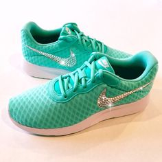 1d40ae289 Bling Nike Shoes with Swarovski Crystals Nike by MyBlingThingz