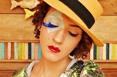 Curso de Automaquiagem: Como Fazer Maquiagens Artísticas – Passo a Passo com Fotos