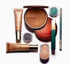 aquatic treasures clarins ete 2015 Découvrez-vite la nouvelle collection de maquillage Clarins pour cet été >> #aquatictreasures #maquillage #clarins
